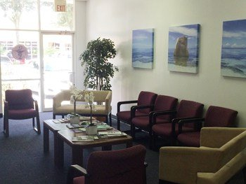 Jacksonville Suboxone Clinic Waiting Area